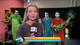 Era uma vez- Paraná TV 1ª edição – Curitiba  Crianças se encantam em peça de teatro com fábulas antigas  Globo Play