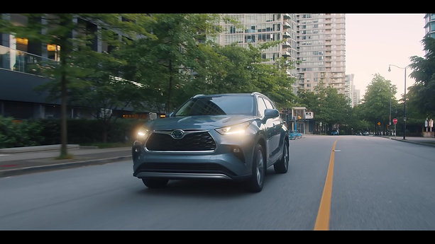 Toyota Canada Commercial