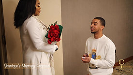 Shanice Marriage Proposal