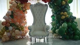 Throne Chairs Detroit
