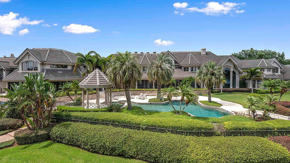 Iconic Lakefront Estate