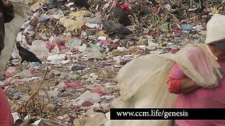 The Yellow Bag Project - Masaya Dump