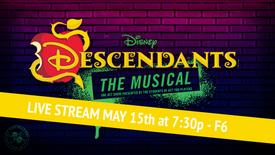 Descendants the Musical - F6 Cast