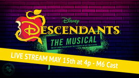 Descendants the Musical - M6 Cast