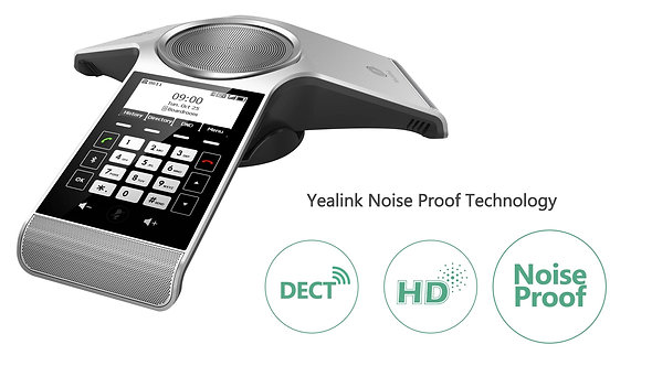 Yealink CP930W Conference Phone Product Video