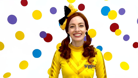 Emma Wiggle for the Red Shield Appeal