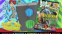 KZ Garden Beanbag Game