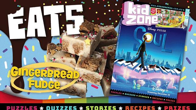 Kz Gingerbread Fudge