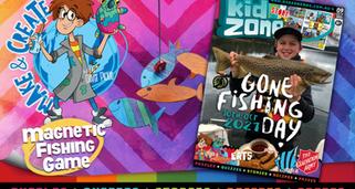 Kz Magnetic Fishing Game