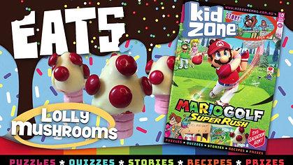 Kz Lolly Mushrooms