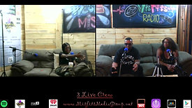 Misfits Radio presents 3Live Crew Mixology