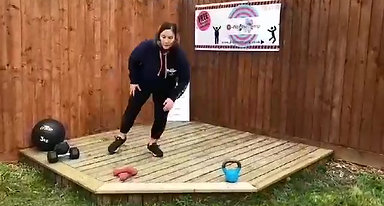 B-fit at home