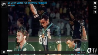 Dr. John Carlos Full Interview Rematch