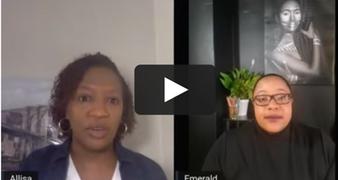 Emerald Garner Justice Pursuit Alissa Charles Interview