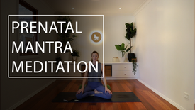 Pregnancy Mantra Meditation
