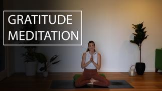 Grattitude Meditation