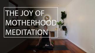 Motherhood Meditation
