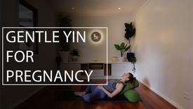 Gentle Yin For Pregnancy