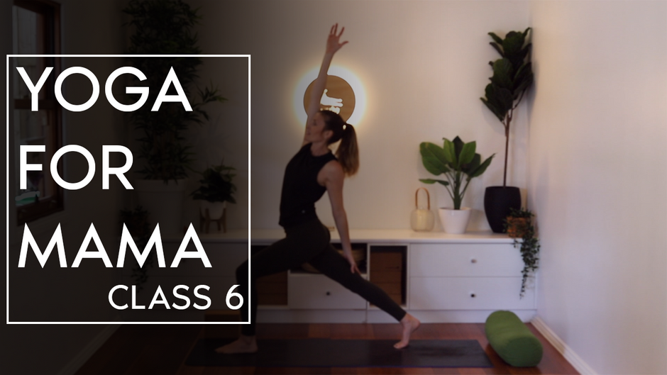 YOGA FOR MAMAS PREVIEW