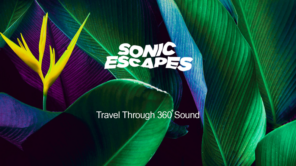 Sonic Escapes - Huawei