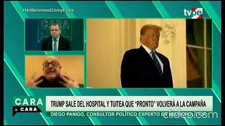 Análisis de Campañas Electorales en EEUU y Perú -TV Perú Noticias