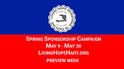 LHM - SPRING FUNDRAISER PROMO