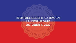 2020 Fall Benefit - How To