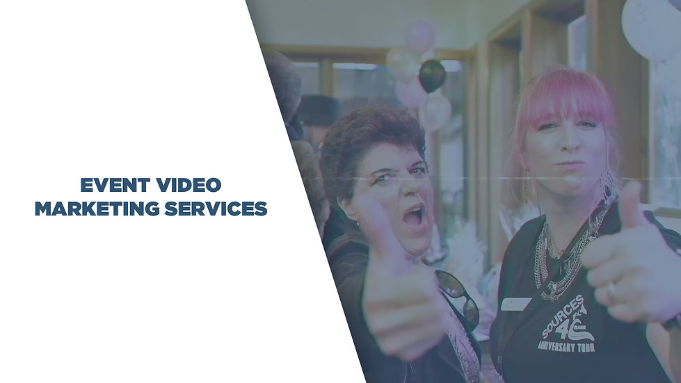 Event Video Marketing Services