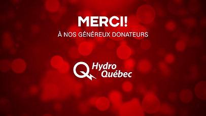 ÉTS | Merci donateurs