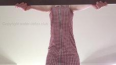 Short dress - Wet hand (part 2)