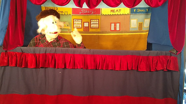 Pre-Pesach Puppet Show