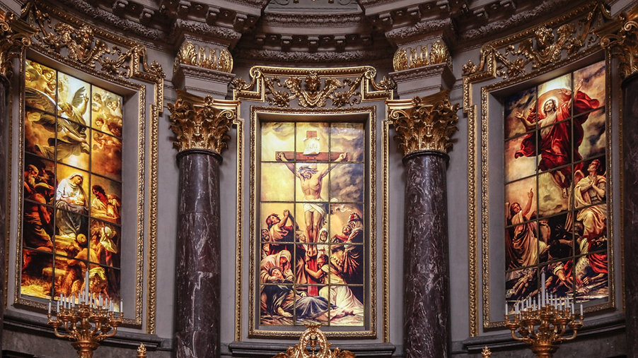 Hymns & Sacred Works