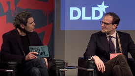 Debate - DLD Conference: Automation & The Future Of Work, Munich, Germany