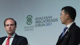 Keynote - Khazanah Megatrends Forum 2017, Mandarin Oriental, Kuala Lumpur, Malaysia