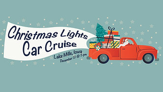 Holiday Activities in Lake Mills this weekend!