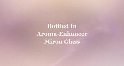 Bottled In Aroma-Enhancer Miron Glass