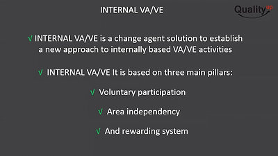 Inverted VA/VE way