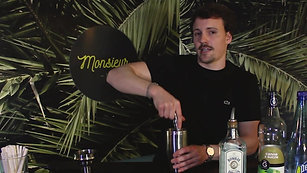 Le Gin Fizz   - Les recettes du confinement de Monsieur le Zinc !