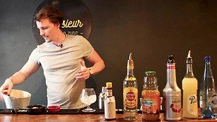 Le Rhumantique - Les recettes cocktails de Monsieur le Zinc
