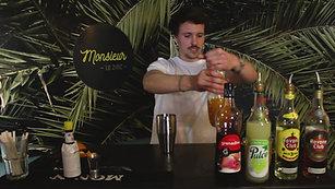 Hurricane - Les recettes cocktails de Monsieur le Zinc