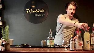 Le Sap'ple - Les recettes cocktails de Monsieur le Zinc