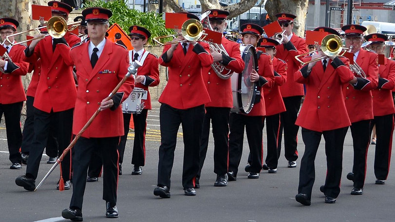Masterton District Brass Band