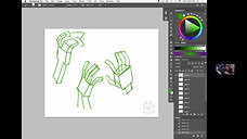 How to Draw Human Hands & Feet