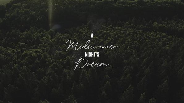 """""""A Midsummer Night's Dream"""" Inspired Shoot"""