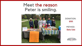 Meet Peter