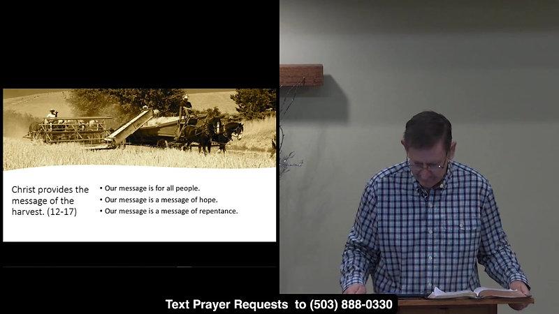 Sunday Service Stream Channel