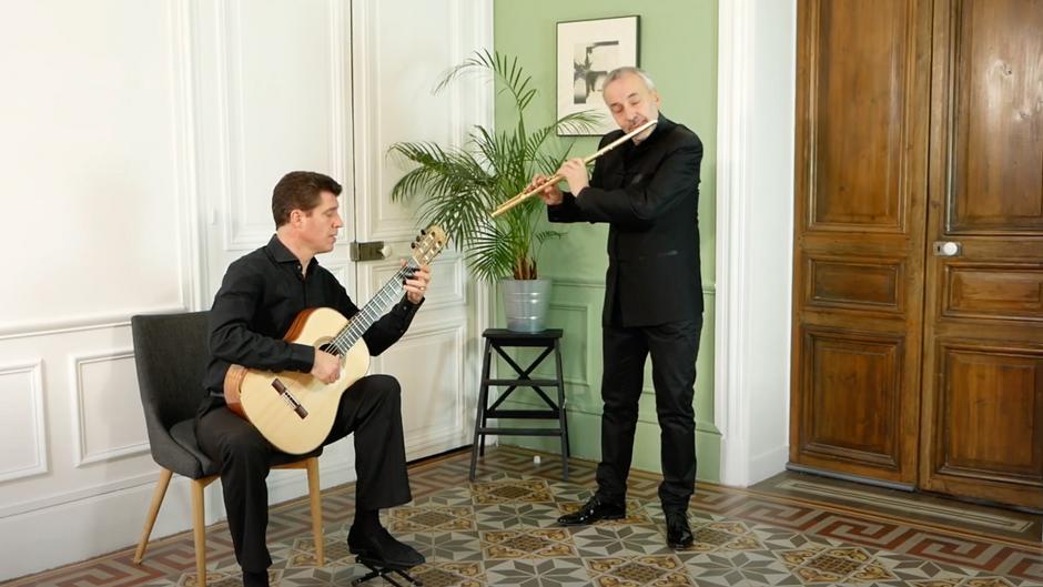 Philippe Bernold et Emmanuel Rossfelder