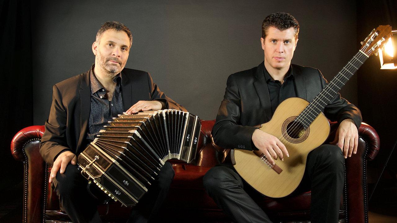 Victor Villena et Emmanuel Rossfelder