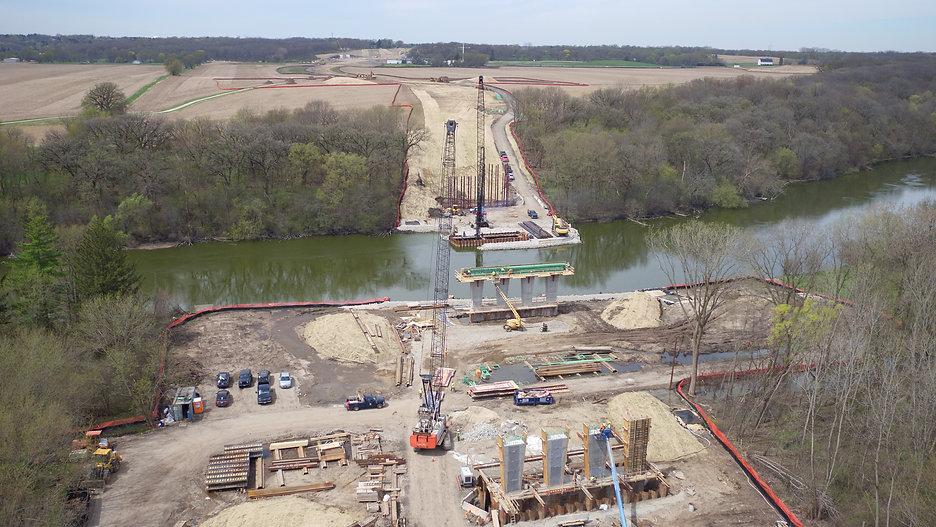 Longmeadow Parkway Bridge Videos