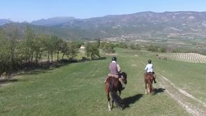 Randonnée Drome Provençale